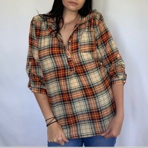 Final Price Drop CALS Plaid Shirt